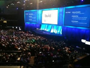 MCNEXT à la conférence Build