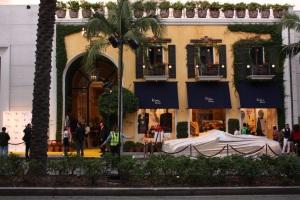 Beverly Hills : un tounage en préparation ?