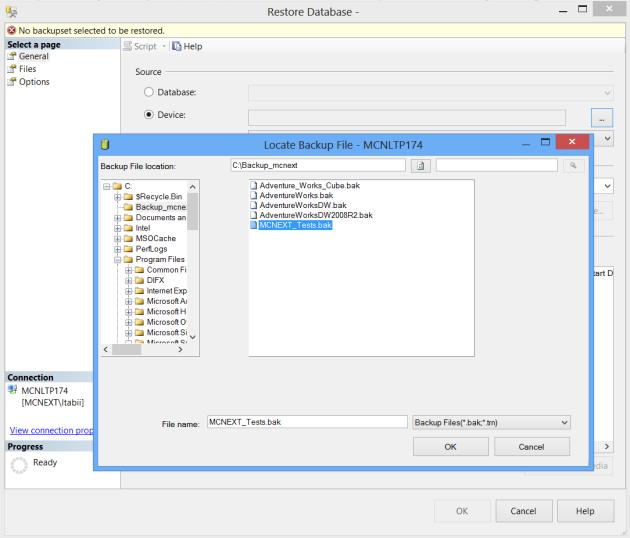 Image 3 Tutorial Migration SQL Server 2008 vers 2012