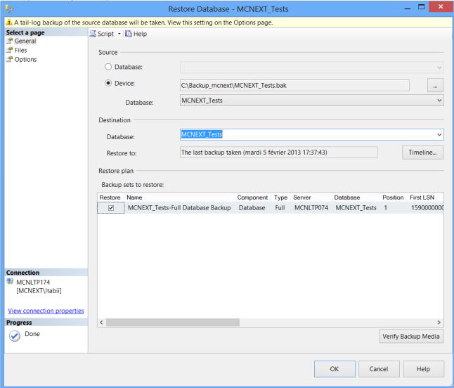 Image 4 Tutorial Migration SQL Server 2008 vers 2012