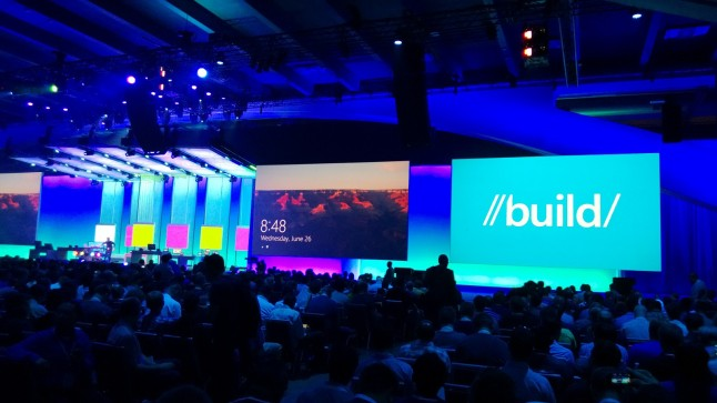 En direct de la Keynote - Build 2013