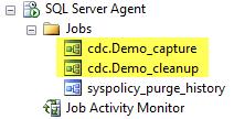 demo_capture et demo_cleanup