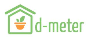Logo du projet d-meter