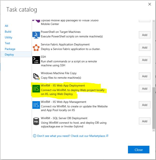 Add_Task_Web App Deployment